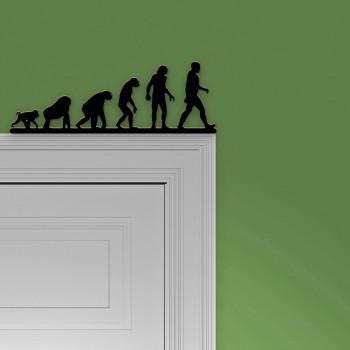 Türdeko Menschliche Evolution, Normal