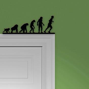 Türdeko Menschliche Evolution, Läufer