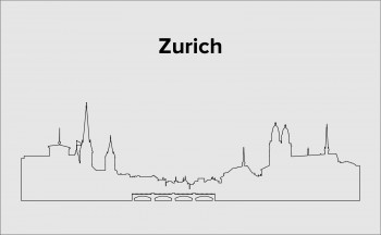 Skyline Zürich Layout 3