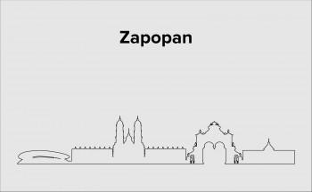 Skyline Zapopan