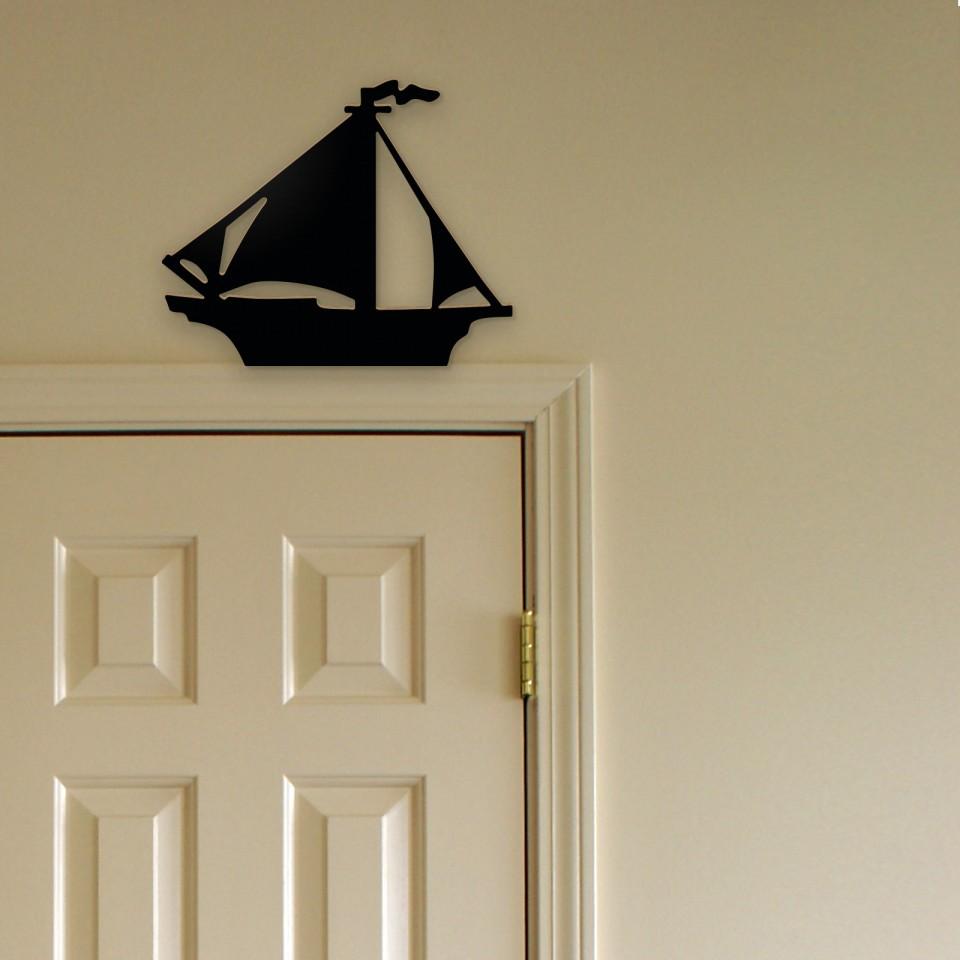 t rdeko segelboot. Black Bedroom Furniture Sets. Home Design Ideas