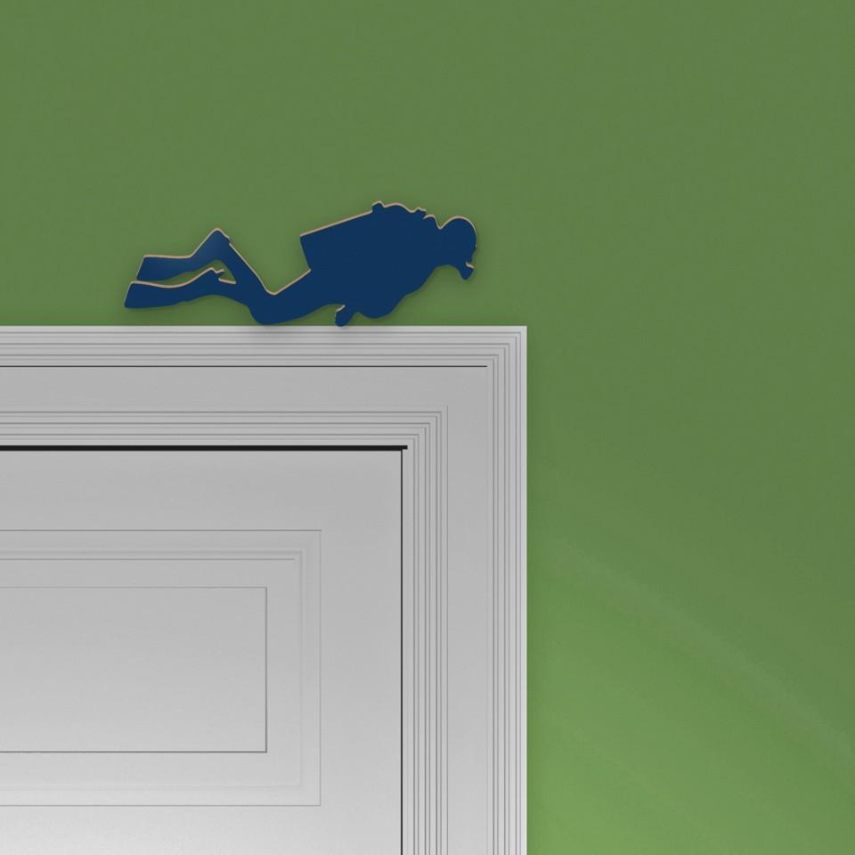 t rdeko taucher. Black Bedroom Furniture Sets. Home Design Ideas