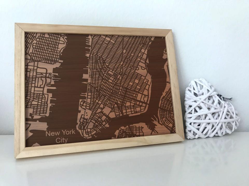 Beste New York Fotorahmen Uk Ideen - Badspiegel Rahmen Ideen ...